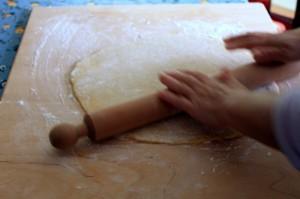 Chiacchiere al forno, ricetta dolce | Cucina per caso con Amelia
