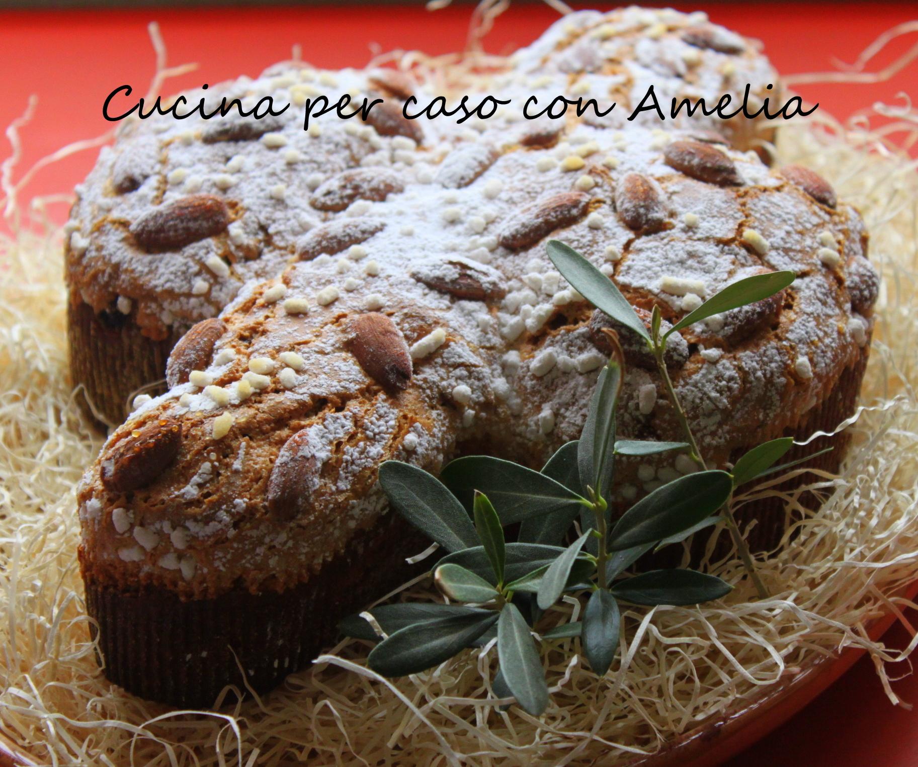 Colomba Pasquale Ricetta Tradizionale Cucina Per Caso Con Amelia