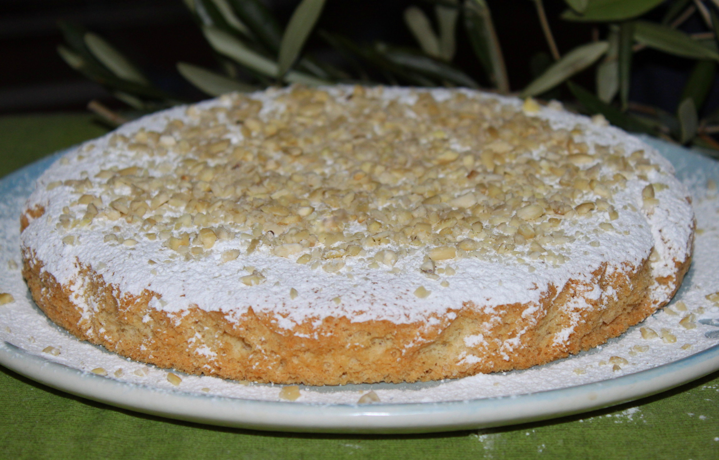 Ricetta torta con farina di mandorle bimby