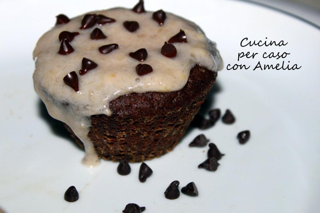 Muffin al cioccolato, ricetta | Cucina per caso con Amelia