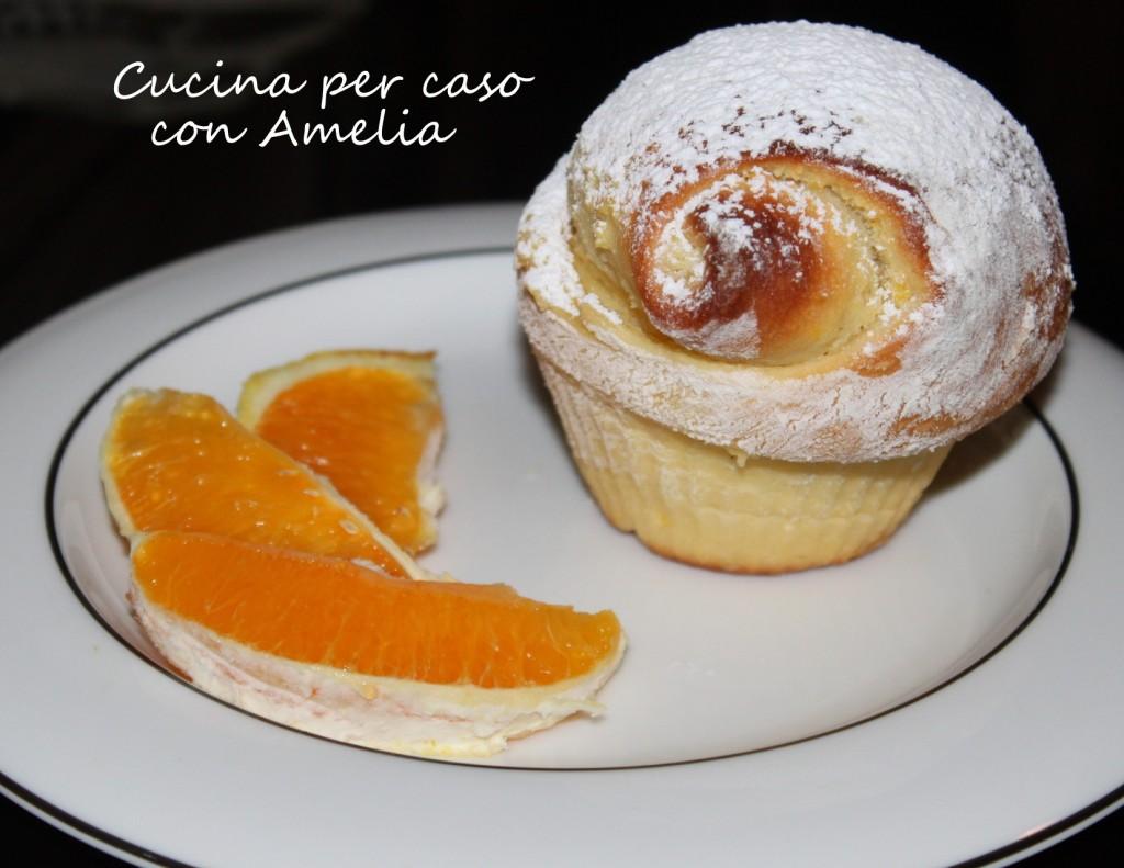 Dolci rose all arancia, ricetta   Cucina per caso con Amelia