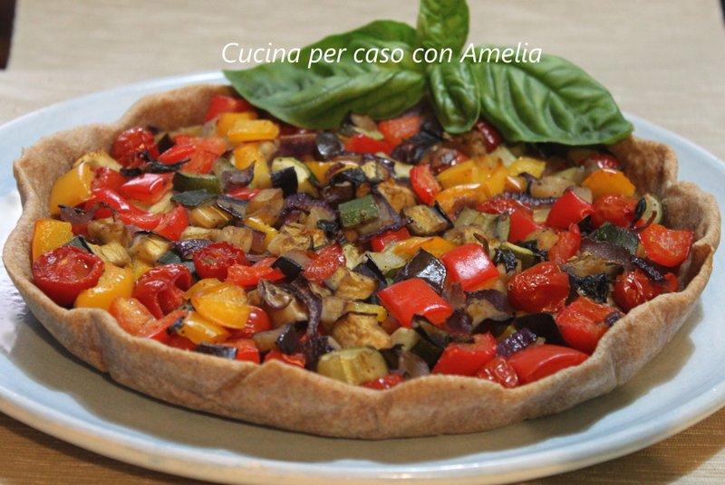 Torte salate vegan ricette