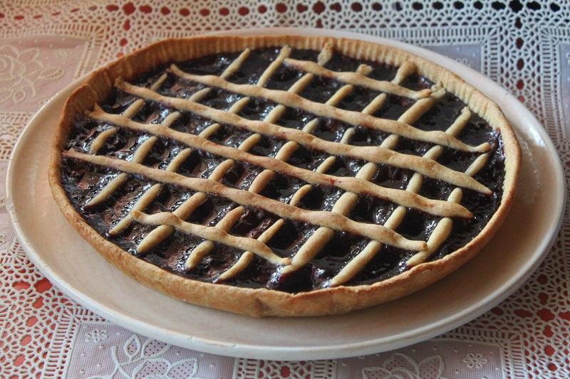 Crostata senza burro e zucchero, ricetta | Cucina per caso con Amelia