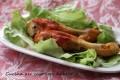 Cosce speziate, ricetta secondo piatto