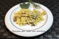 Pasta salsiccia e patate, ricetta