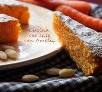 Torta di carote light, ricetta dolce