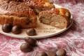 Torta di ricotta e castagne, ricetta