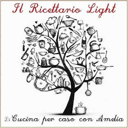 Ricettario light stampabile gratuitamente