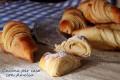Croissant sfogliati, ricetta dolce