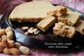 Torta croccante alle arachidi, ricetta