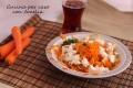 Spaghetti alla ricotta e carote, ricetta