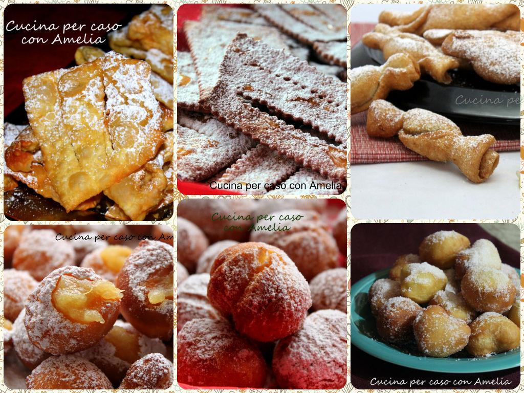 Ricerca ricette con dolci tipici italiani for Dolci tipici roma