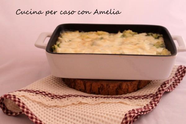 Tortino di patate con rucola, ricetta   Cucina per caso con Amelia