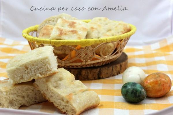 Focaccia soffice, ricetta | Cucina per caso con Amelia