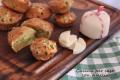 Muffin salati al provolone