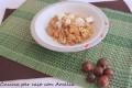 Risotto gorgonzola e castagne, ricetta