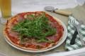 Pizza con pasta madre, ricetta