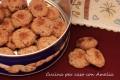 Biscotti senza zucchero, ricetta
