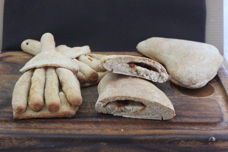 Pane integrale per la befana