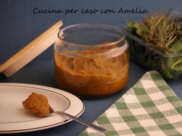 Dado vegetale, ricetta bimby | Cucina per caso con Amelia