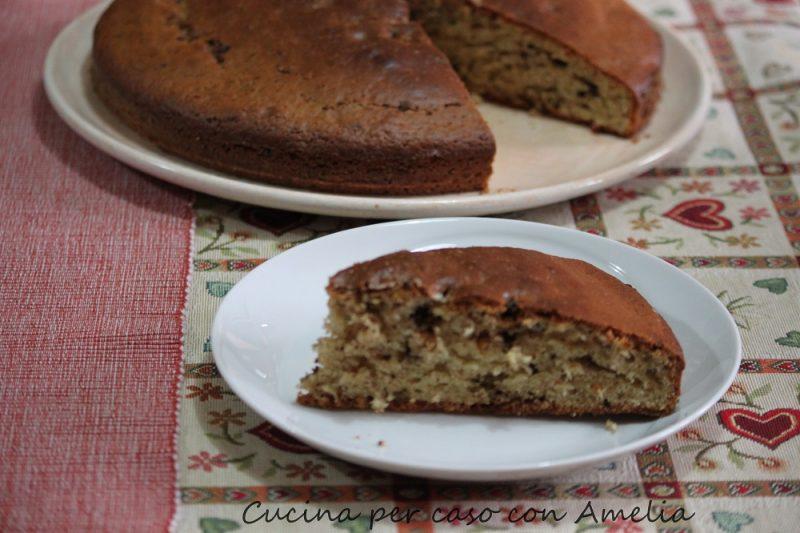 Torta stracciatella, ricetta light