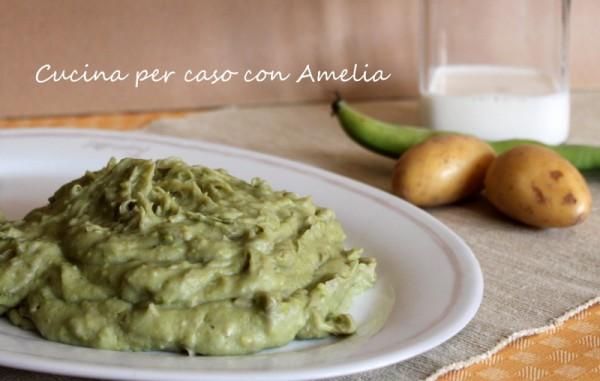Pure di verdure, ricetta | Cucina per caso con Amelia