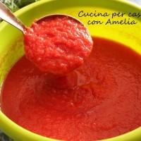 Sugo al pomodoro ricetta bimby | Cucina per caso con Amelia