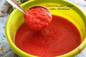 Sugo al pomodoro ricetta bimby   Cucina per caso con Amelia