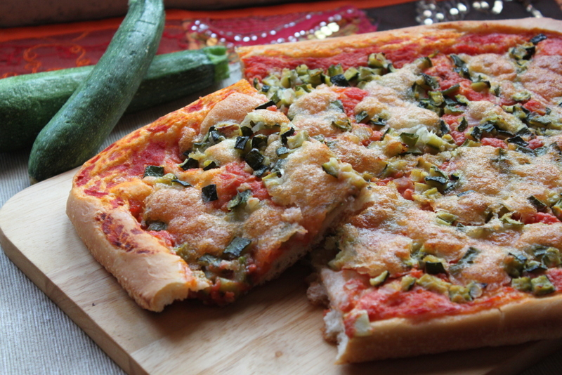 Pizza alle zucchine ricetta bimby cucina per caso con for Pizza con planetaria
