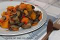 Contorno di  verdure, ricetta