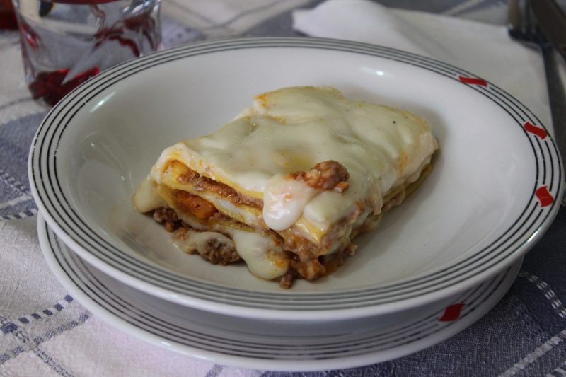 Lasagne bimby, ricetta