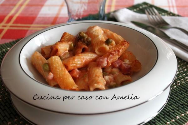 Pasticcio di maccheroni bimby | Cucina per caso con Amelia