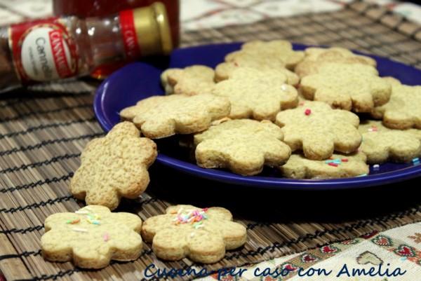 biscotti mele e cannella | cucina per caso con amelia