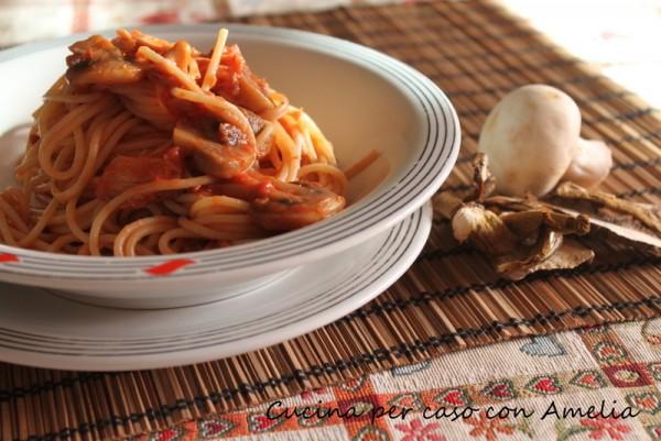 Spaghetti alla carrettiera   Cucina per caso con Amelia