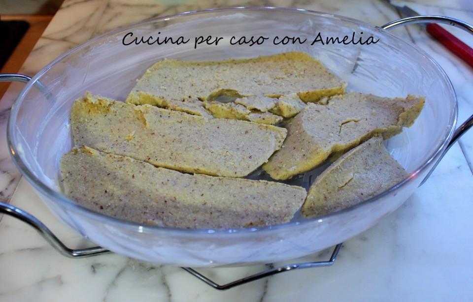 Sformato di polenta/Cucina per caso con Amelia