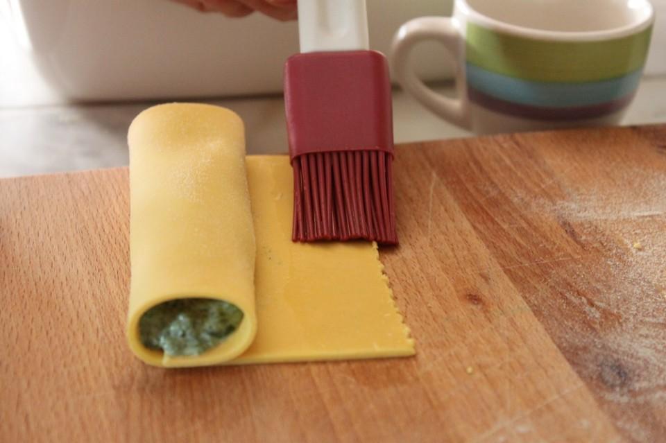 Cannelloni ricotta spinaci bimby - Cucina per caso con Amelia