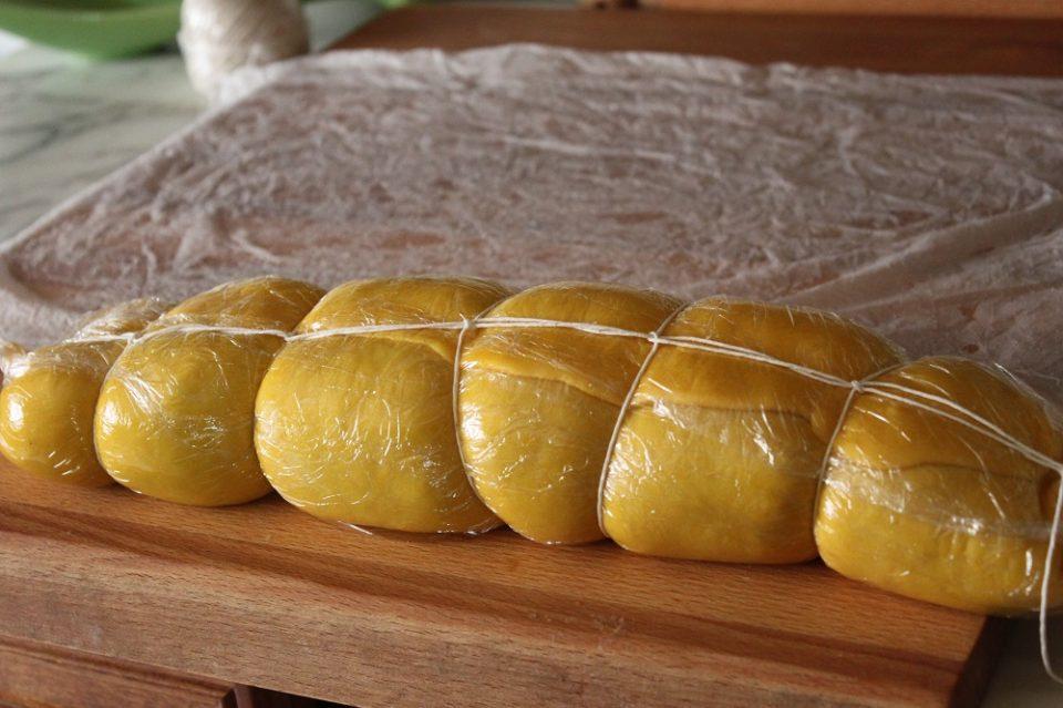 Rotolo di zucchine e mozzarella - Cucina per caso con Amelia