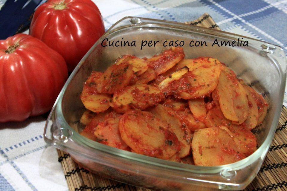 Patate alla paprika - Cucina per caso con Amelia