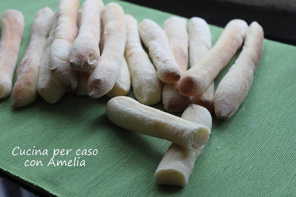 Pan grissino, ricetta - Cucina per caso con Amelia