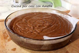Torta cioccolato e frutta secca, ricetta bimby