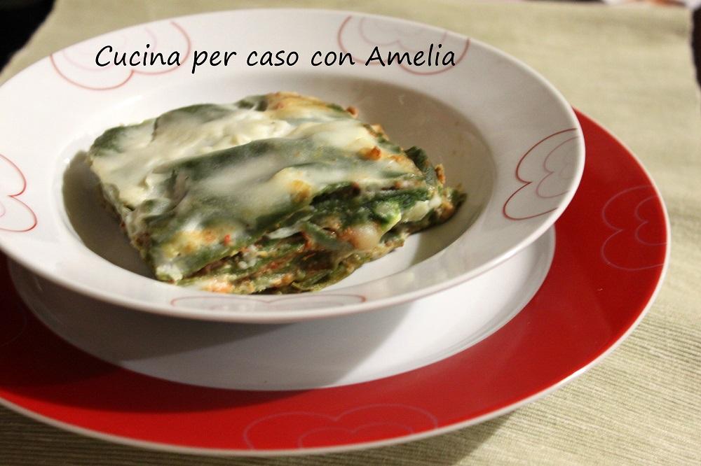 Lasagne verdi bimby - Cucina per caso con Amelia