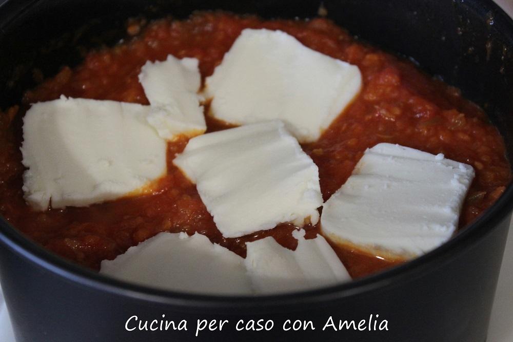 Pasta al forno con ragu di verdure - Cucina per caso con Amelia