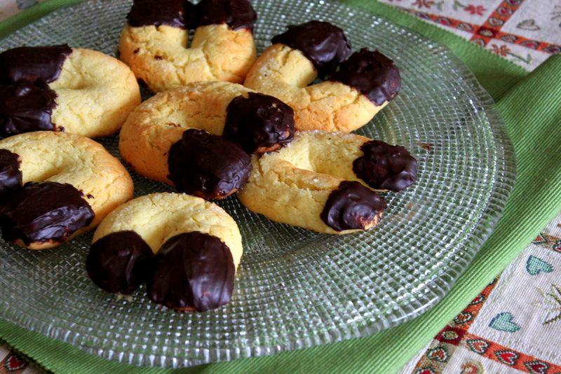 Biscotti frolla montata bimby