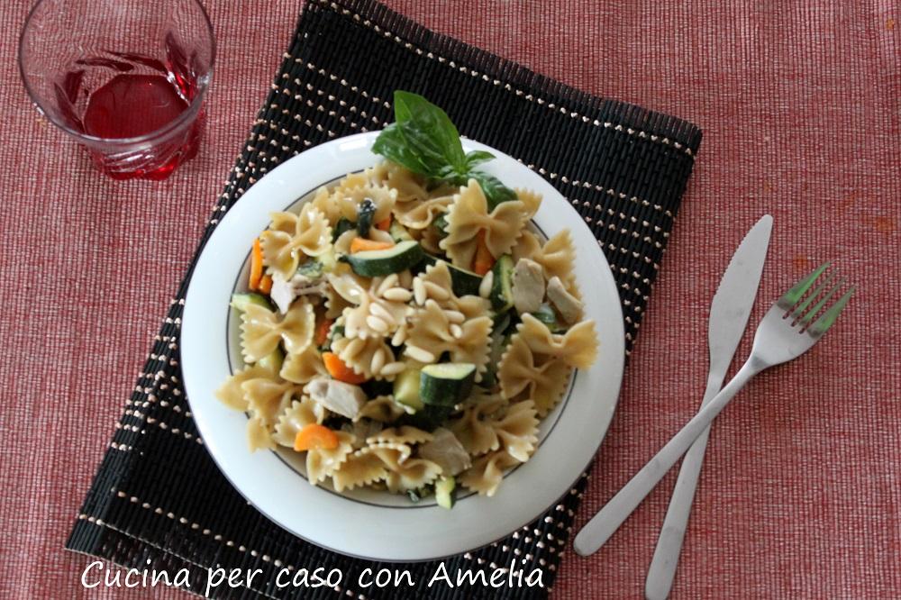 Pasta con sugo di tonno fresco / Cucina per caso con Amelia