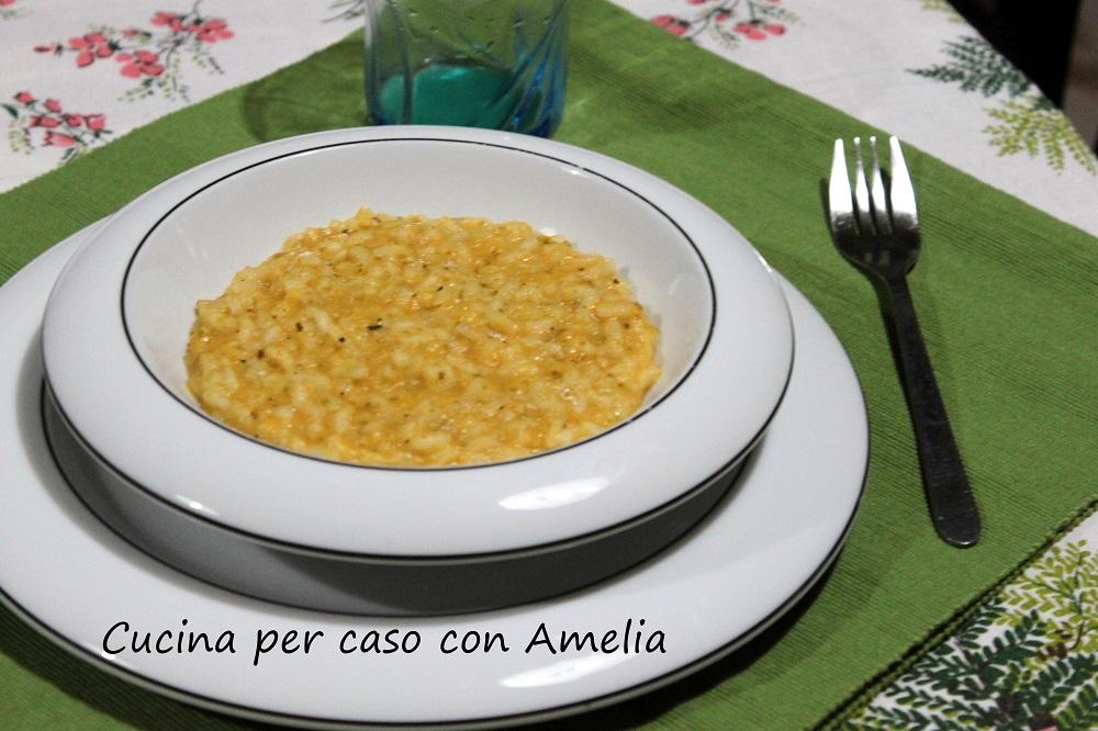 Riso e passato di verdura, ricetta - Cucina per caso con Amelia