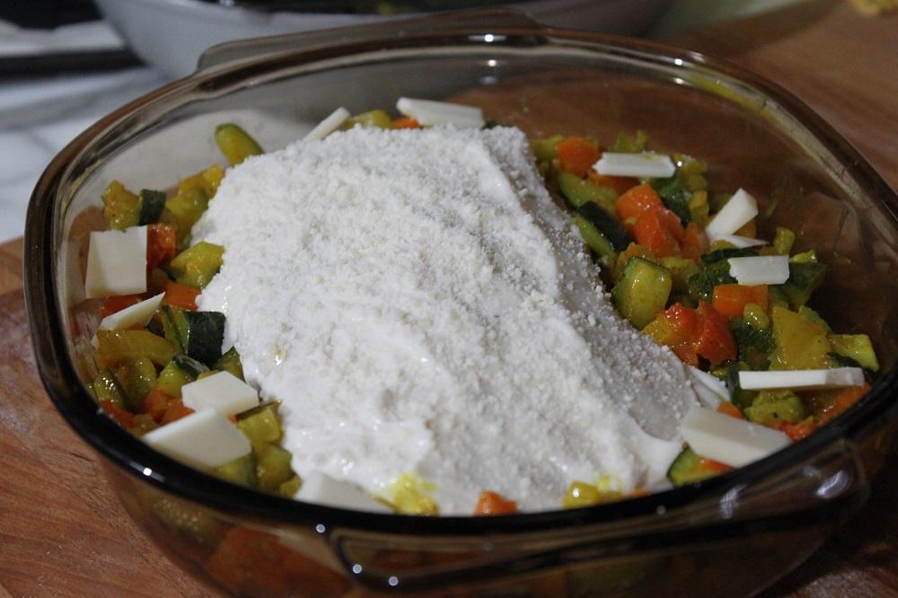 Lasagne vegetariane con verdure miste/Cucina per caso con Amelia