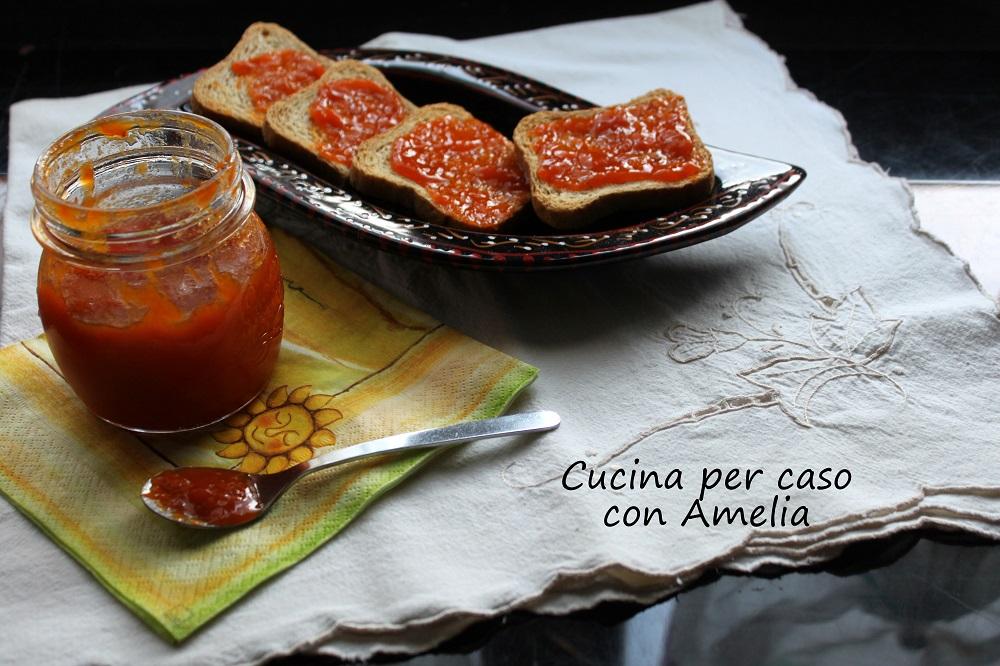 Marmellata di albicocche ricetta bimby / Cucina per caso con Amelia