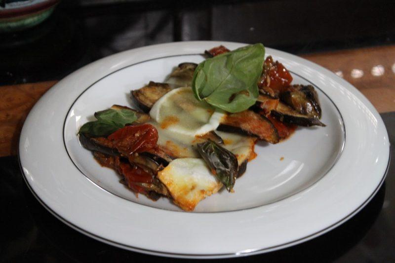 Melanzane alla pizzaiola, ricetta