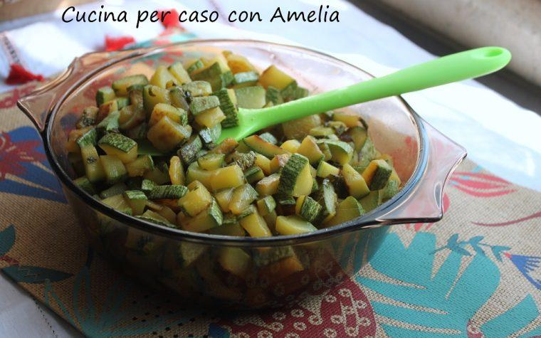 Zucchine in agrodolce, ricetta