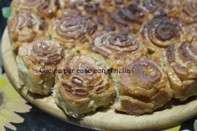 Torta di rose bimby con lievito madre